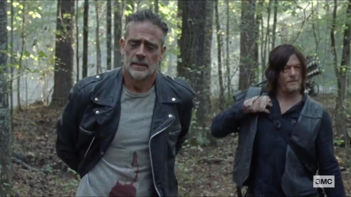The Walking Dead 10 esplorerà la storia di Negan: cosa sappiamo finora