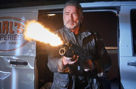 Terminator - Destino oscuro, un violentissimo spot Red Band celebra il rating R